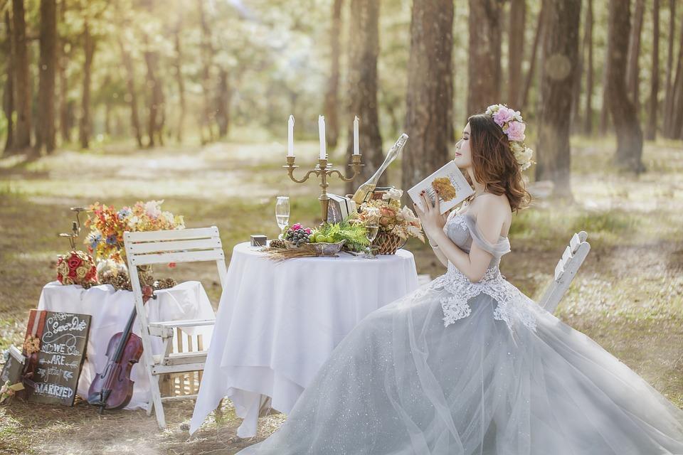 Cómo usar las fotografías para decorar tu boda