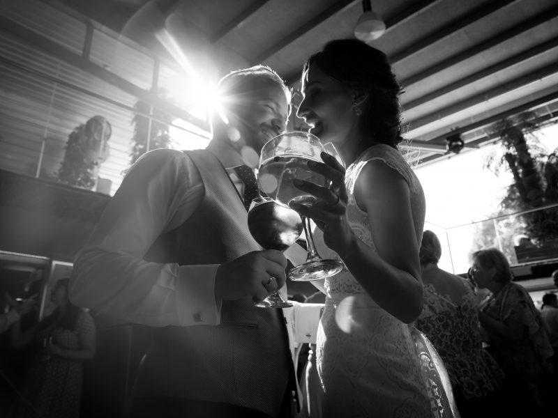 Fotos de pareja que no pueden faltar en el álbum de boda