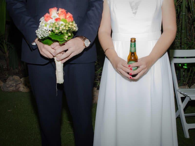 Cómo seleccionar las fotos para el álbum de boda