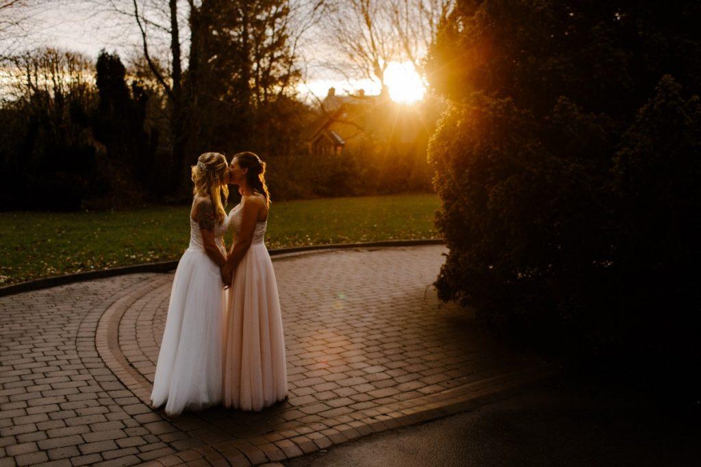 Iluminación y tonalidad para grabar un vídeo de boda