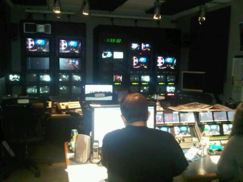 Las labores del realizador de televisión