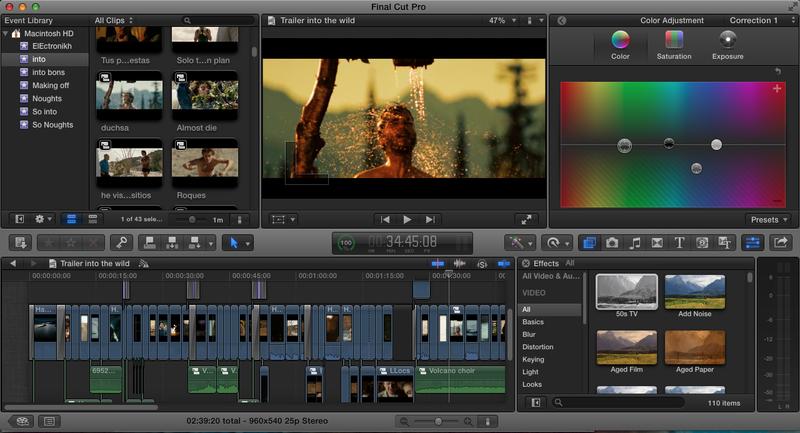 El mejor vídeo editor