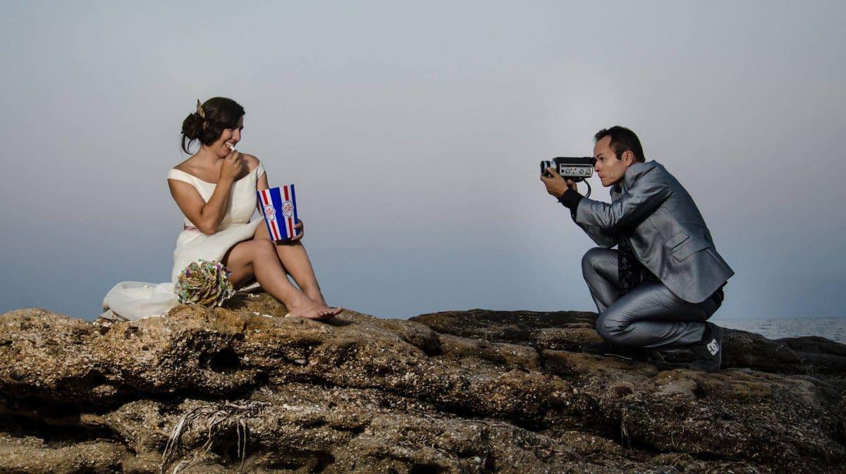 Trucos para que vuestro vídeo de boda sea original