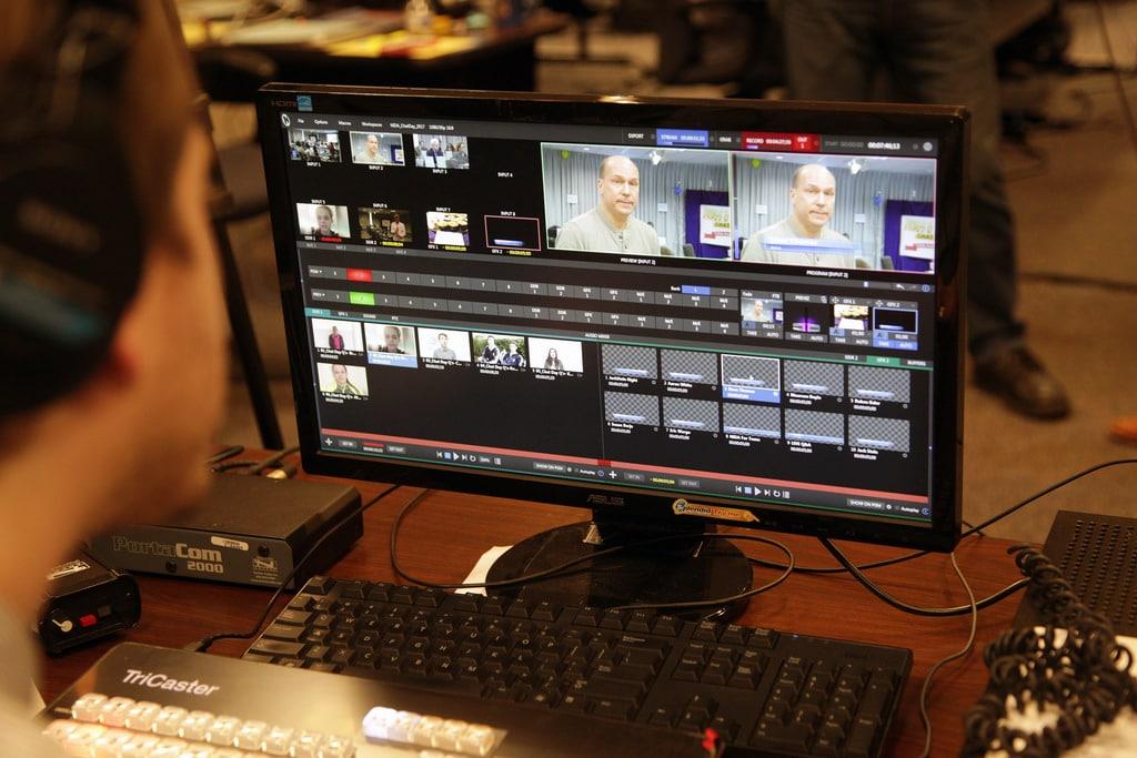 5 beneficios del streaming en directo para mass media