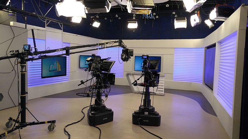 Bamboo Audiovisual | Cómo es un estudio de televisión
