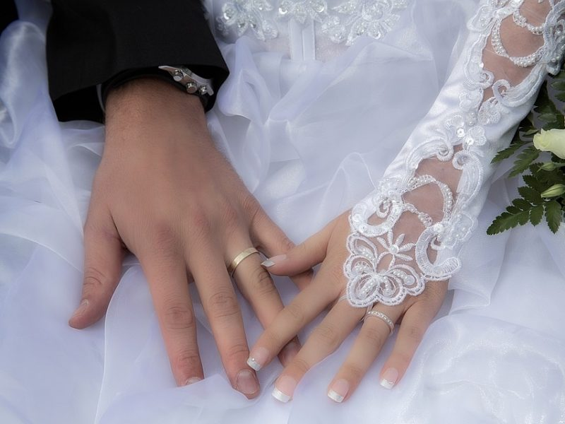Consejos para fotografiar detalles decorativos de boda en Murcia