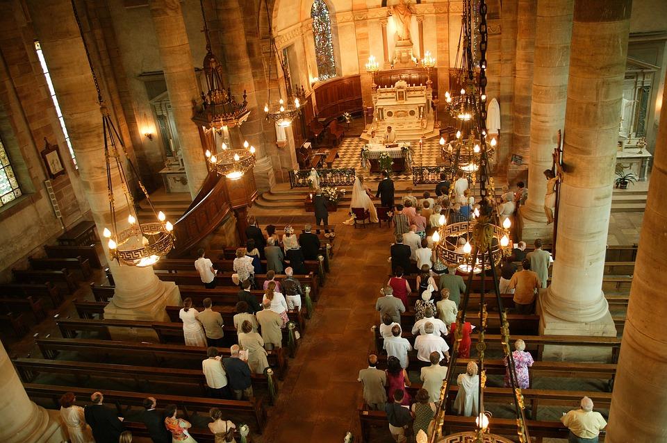 Cómo fotografiar una boda en la iglesia
