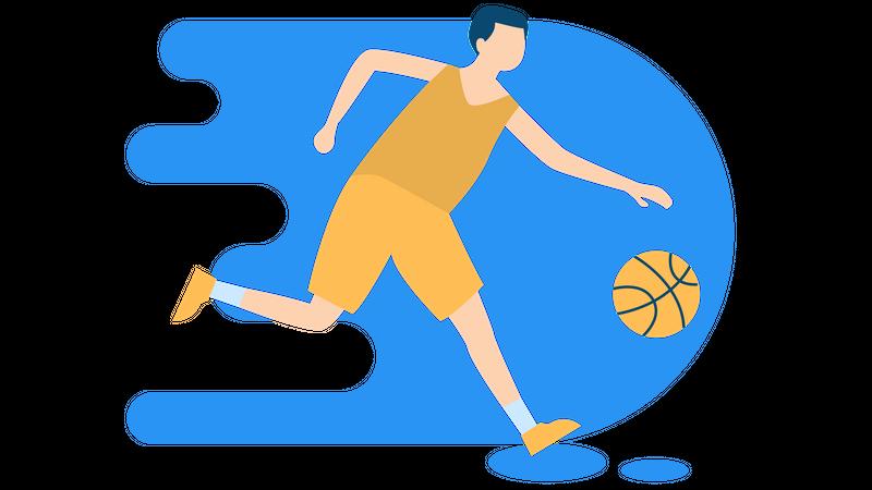 Consejos para retransmitir vía streaming: baloncesto